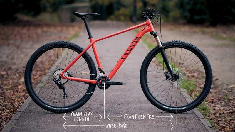 Choose Right Bike Frame Size Easy Fix